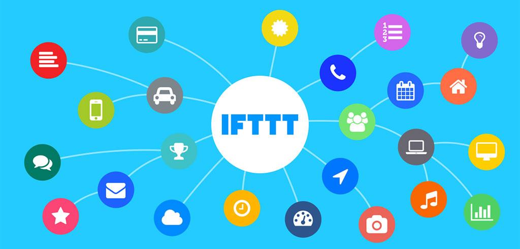 grafico protocollo ifttt domotica