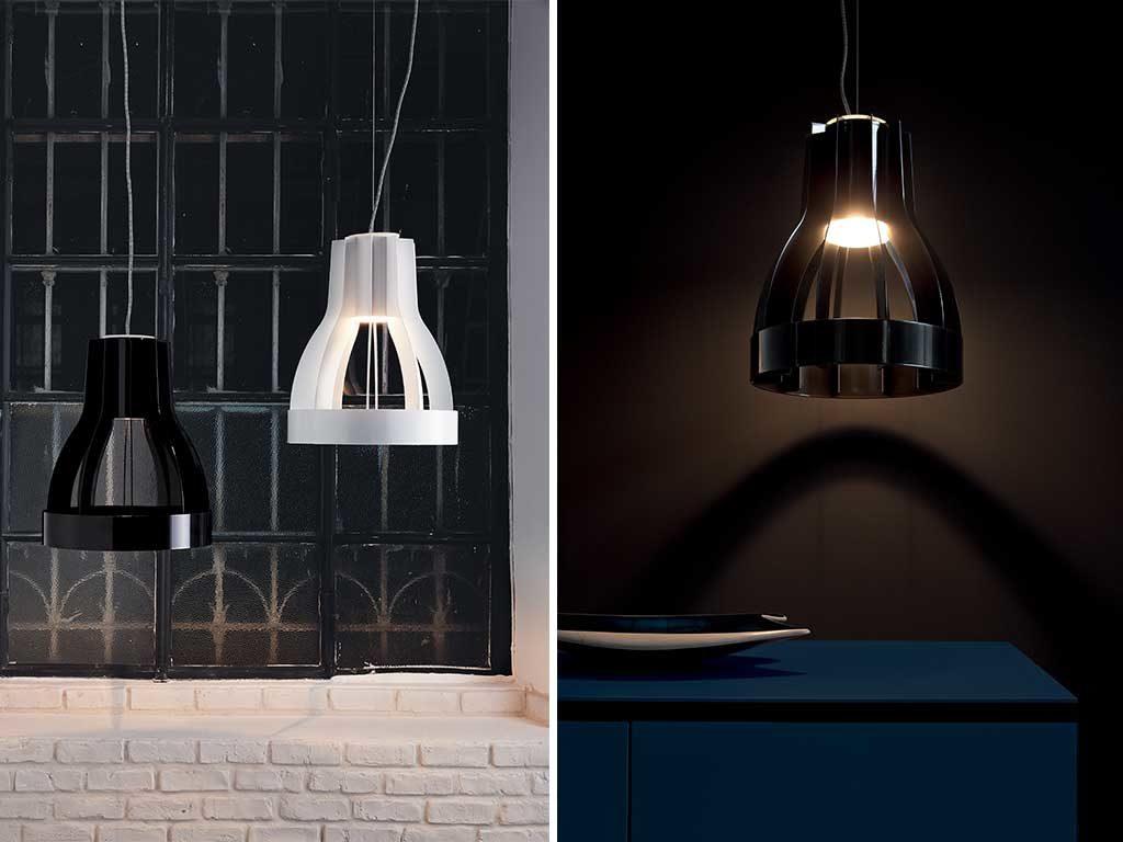 lampade sospensione colorate