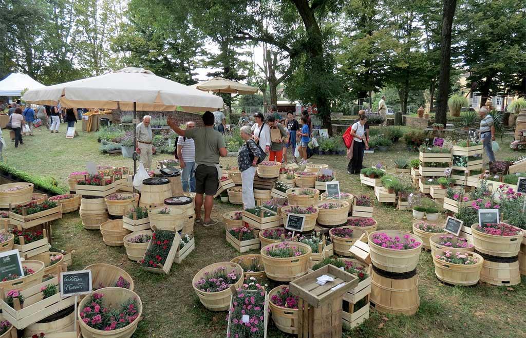 mostra mercato piante e fiori