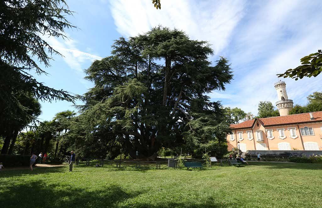 vista parco villa mirabello varese