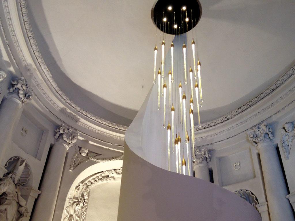 lampadario sospensione design