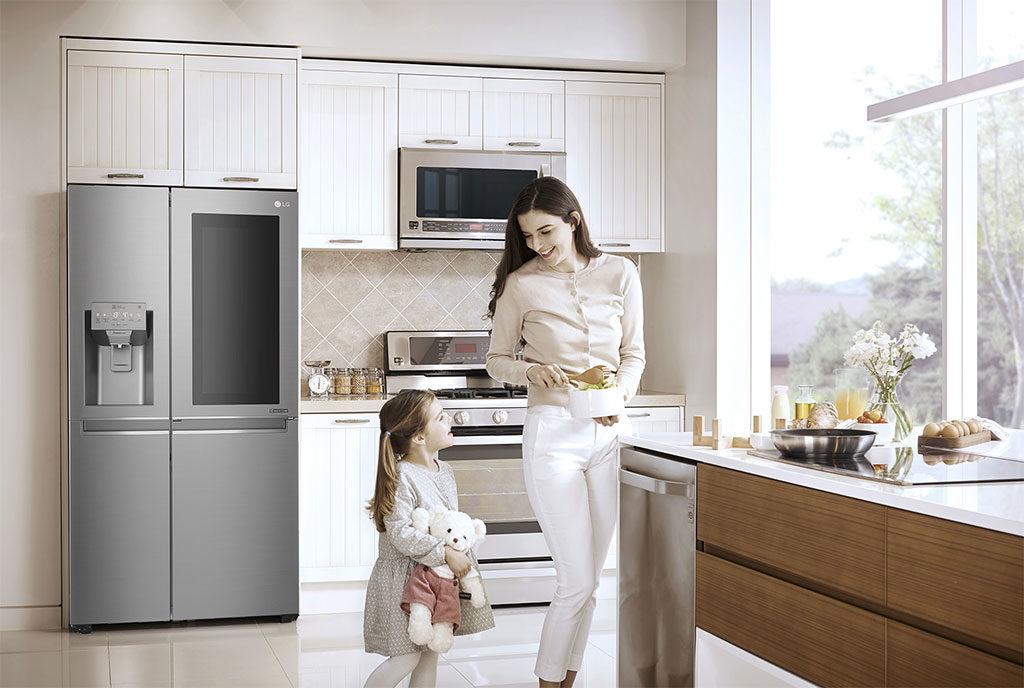frigo doppia porta acciaio