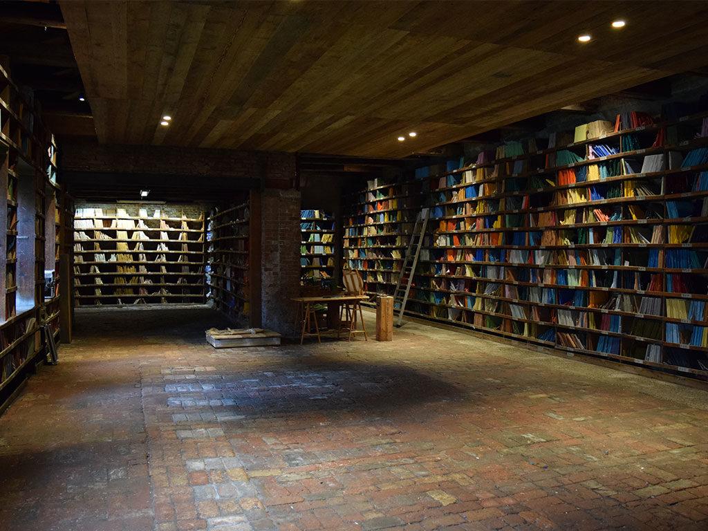 interno fornace orsoni venezia