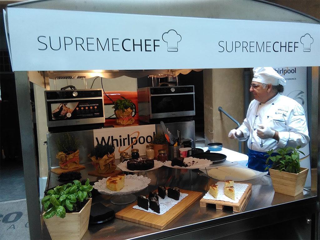 food truck chef e forni