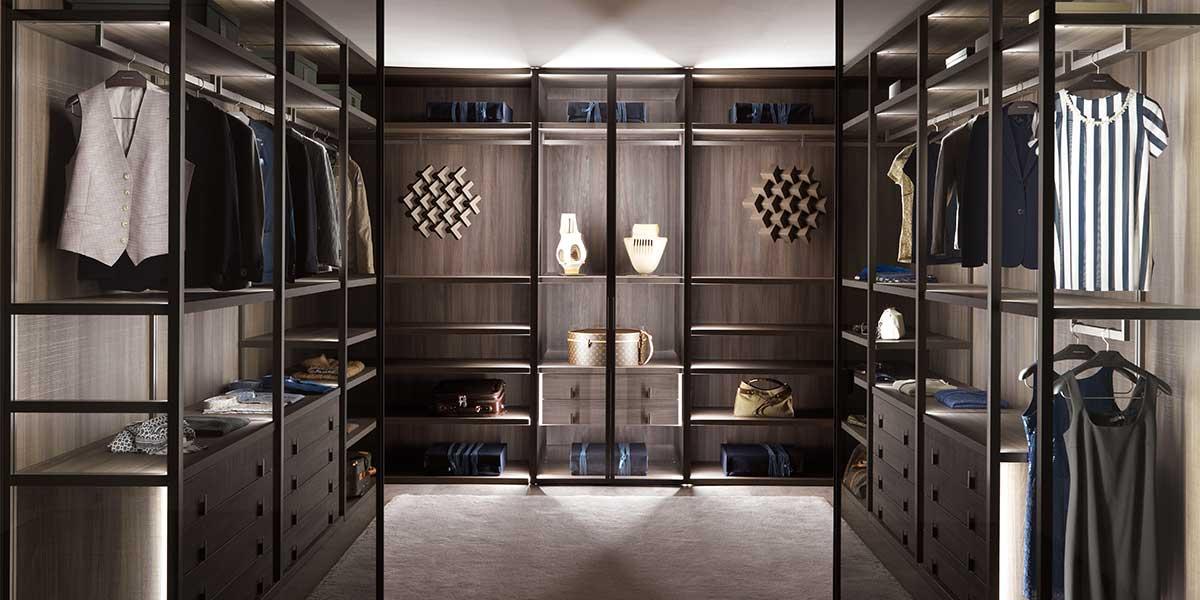 Cabina armadio - come scegliere | La casa in ordine
