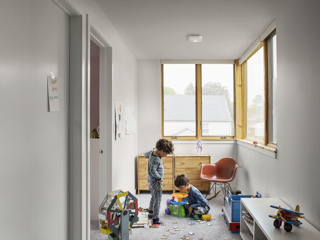 sensore fumo camera bambini