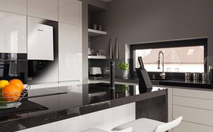 caldaia condensazione cucina