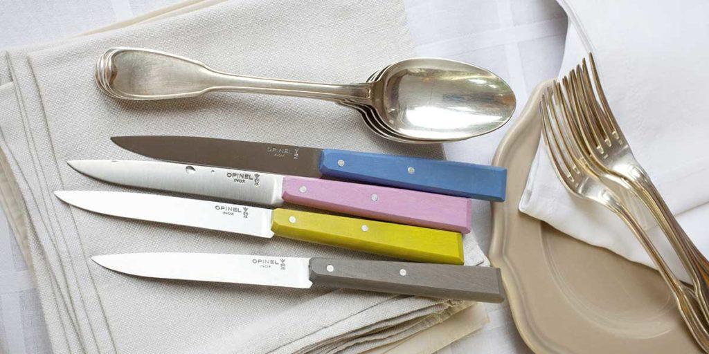 coltelli cucina manico legno