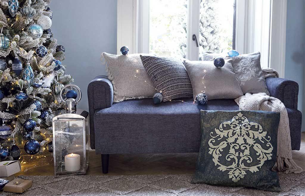 divano cuscini goffrati