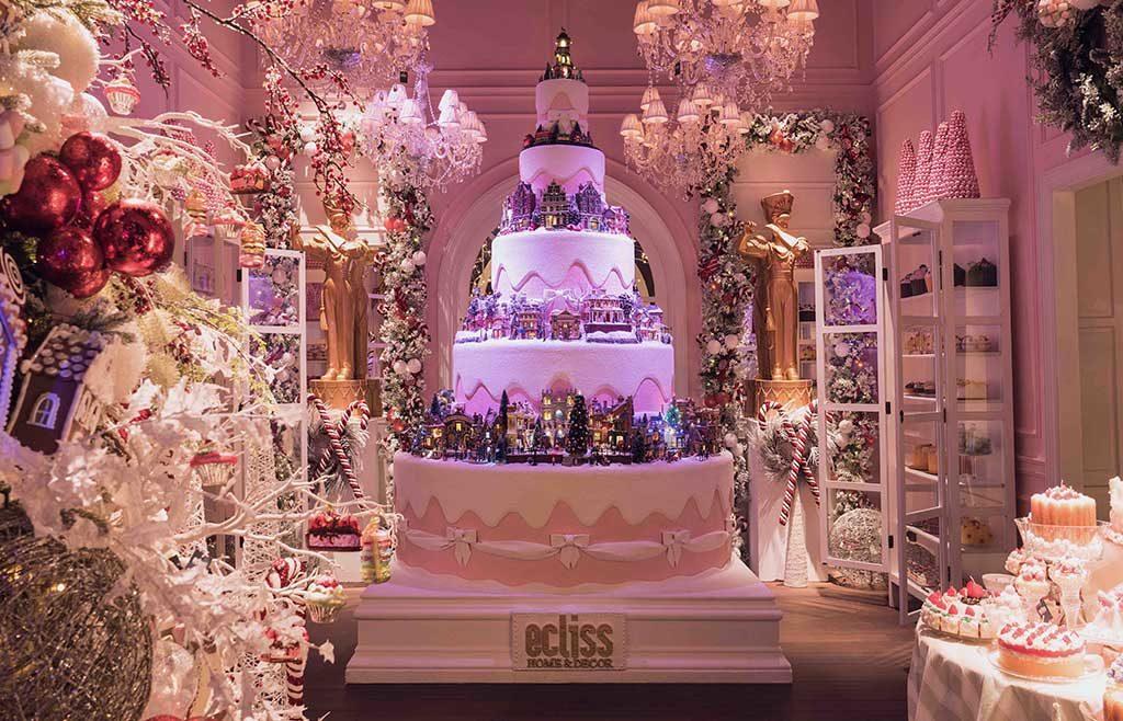 cake americana decorazioni
