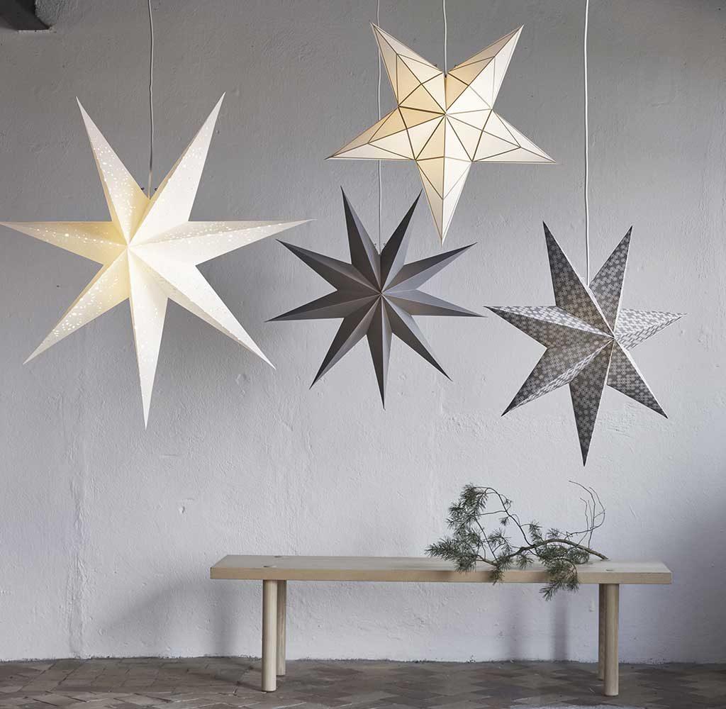lampade stelle sospese