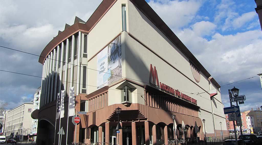 museo arte moderna francoforte