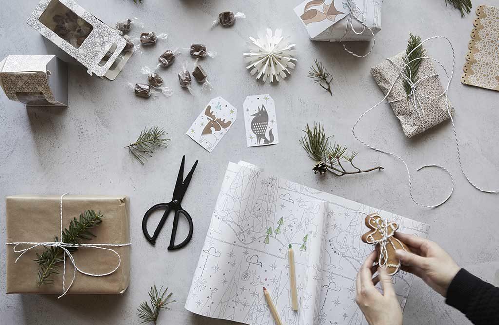 carta regalo pacchetti