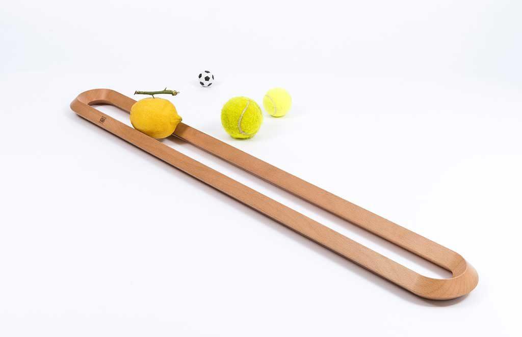 portafrutta legno lungo