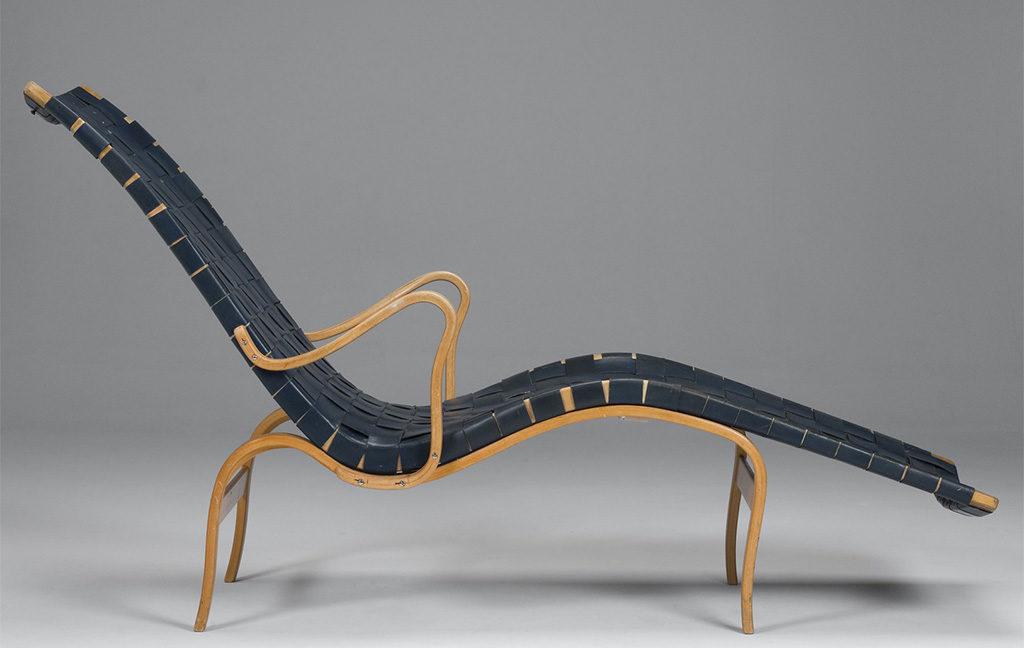 chaise longue legno