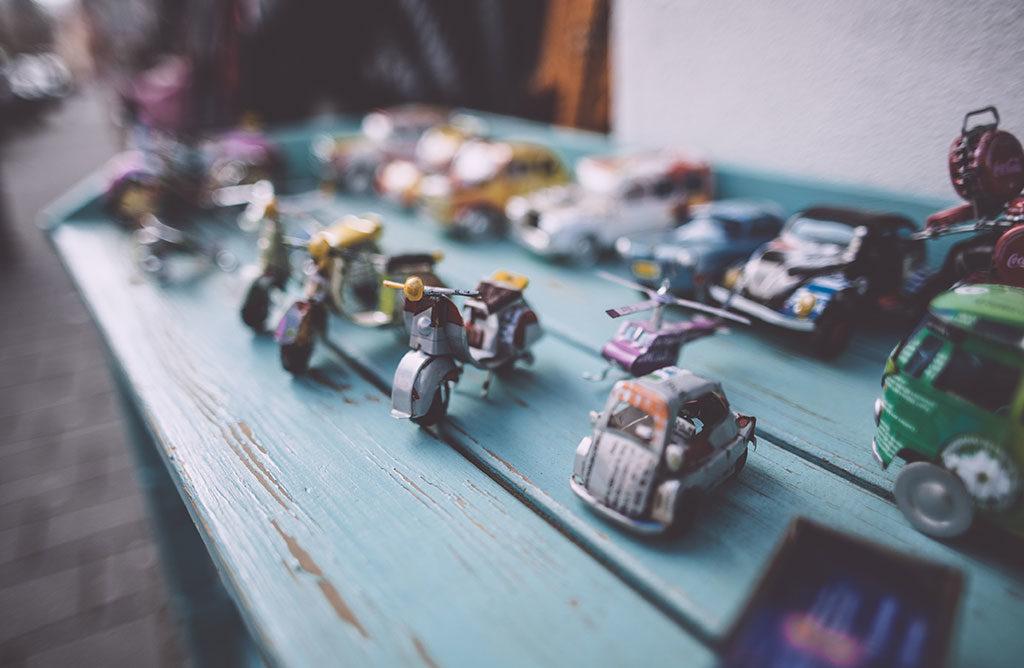 giocattoli ordine