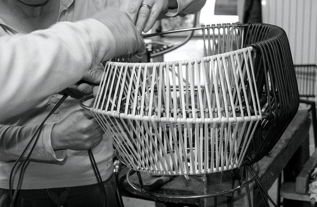 realizzazione lampada artigiano
