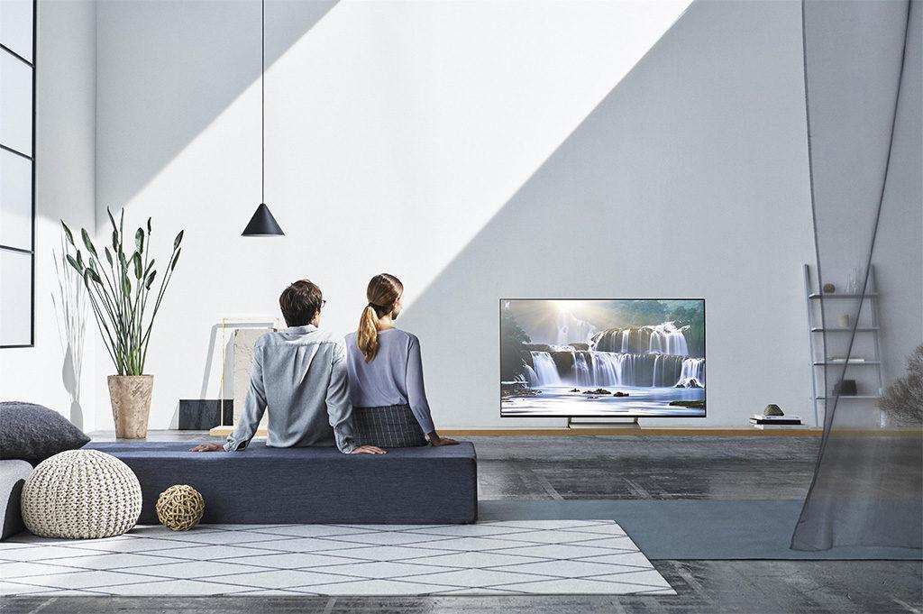 salotto divano tv lcd