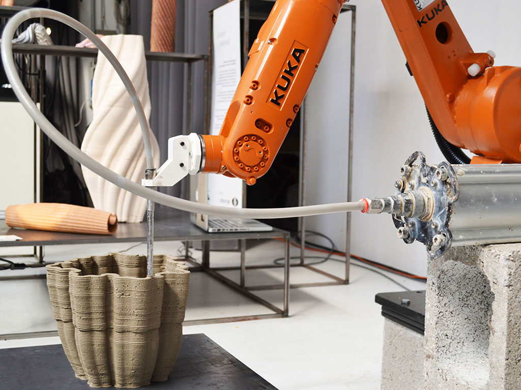 vaso 3d robot