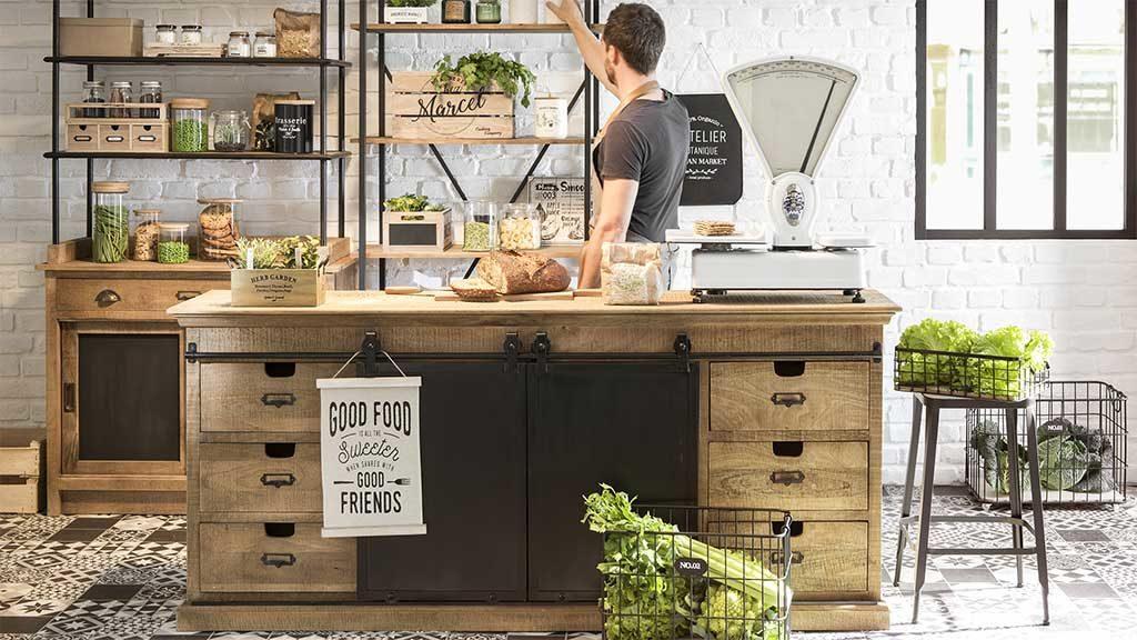 mobili cucina legno
