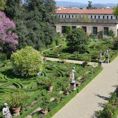 giardini palazzo corsini firenze