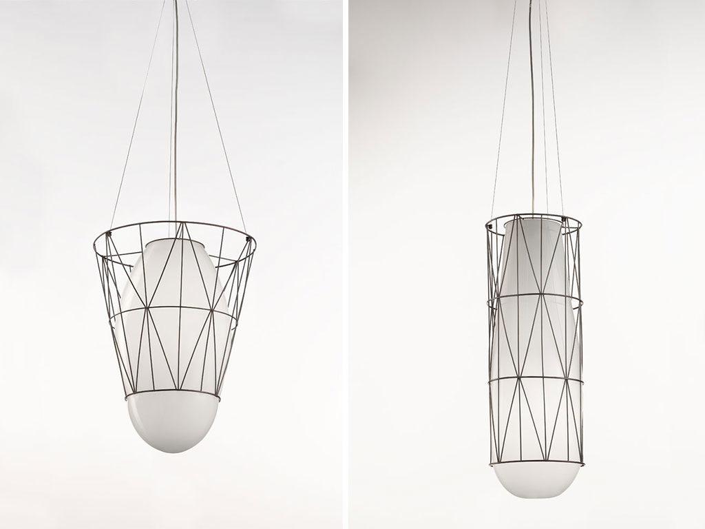lampade sospensione vetro