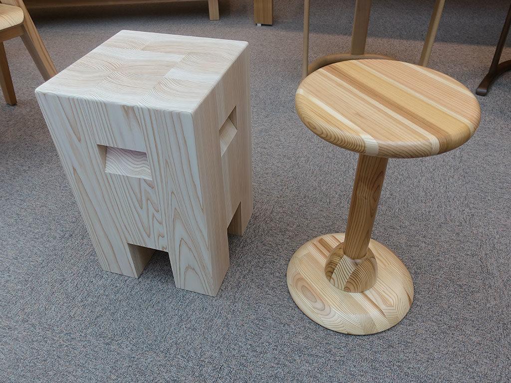sgabelli legno