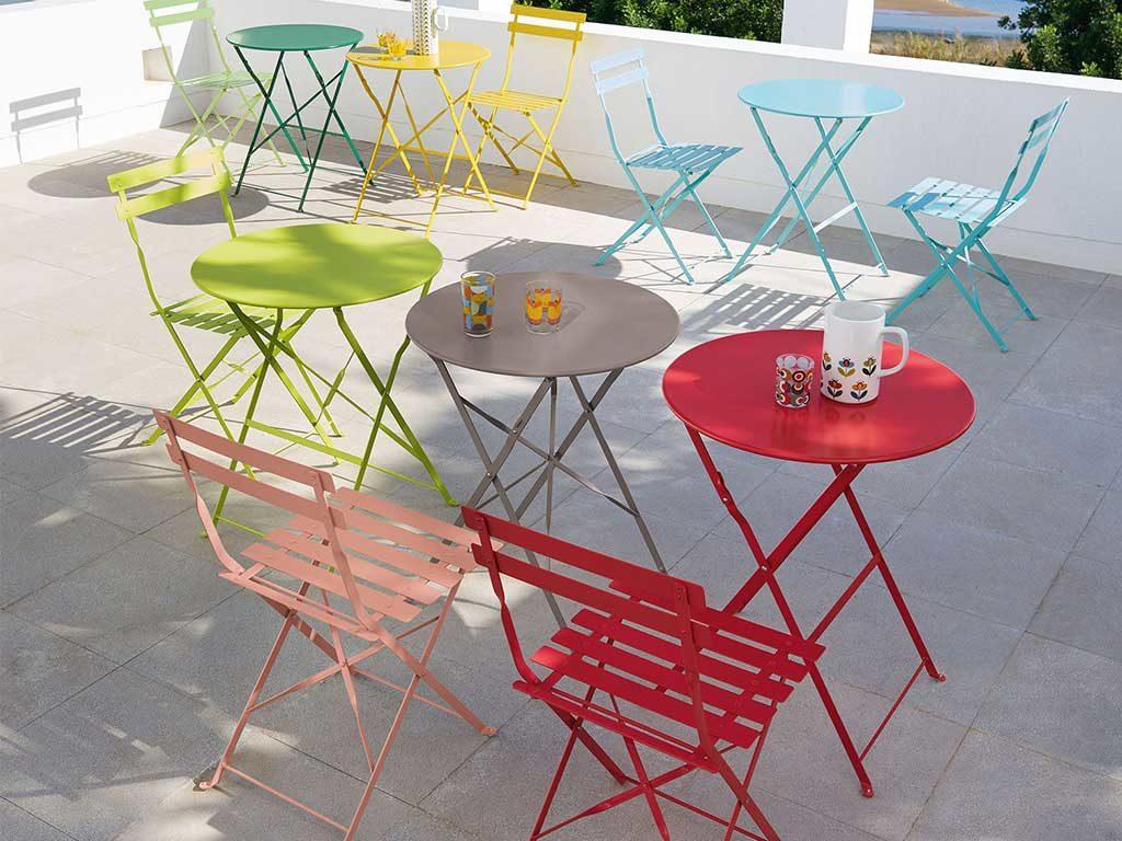 tavolini sedie ferro esterno