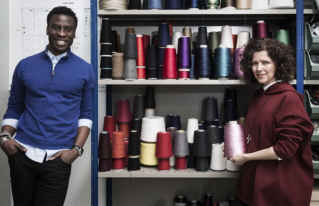 filatura e tricot laboratorio