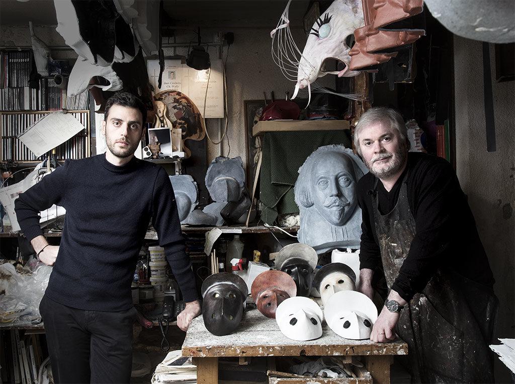 artigiani maschere venezia