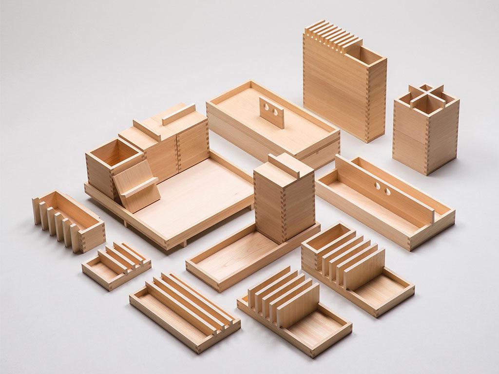 contenitori legno