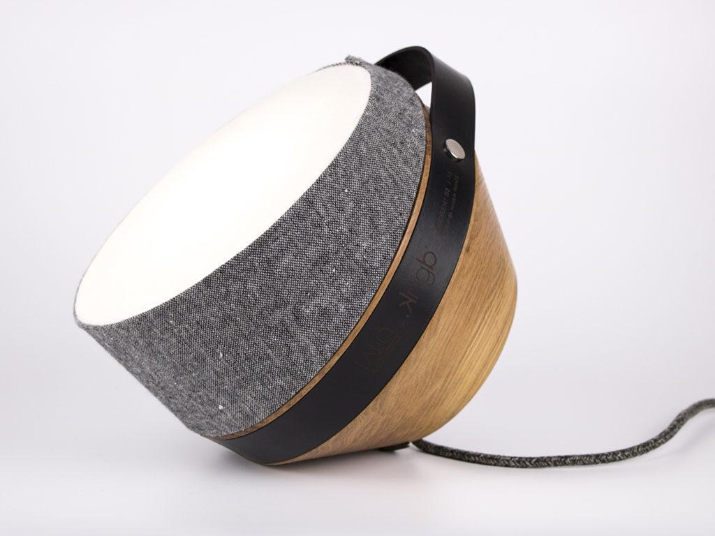 lampada da tavolo legno