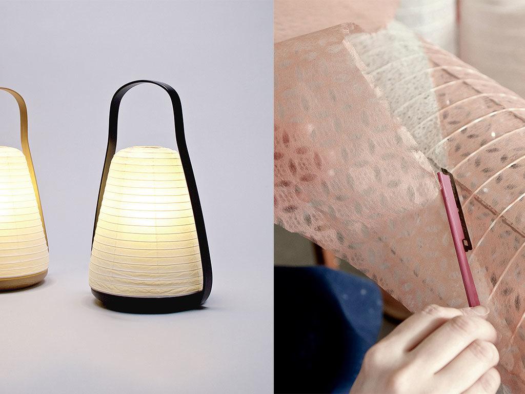 lanterne giapponesi lavorazione