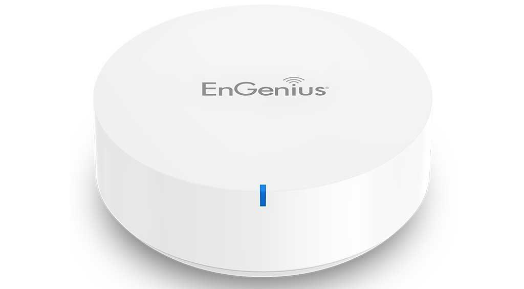 router wifi casa tondo bianco
