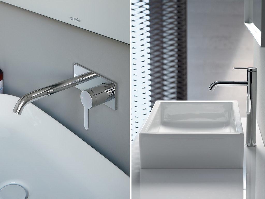 rubinetti da parete e da piano