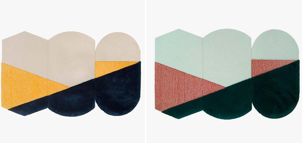 tappeti artigianali colorati