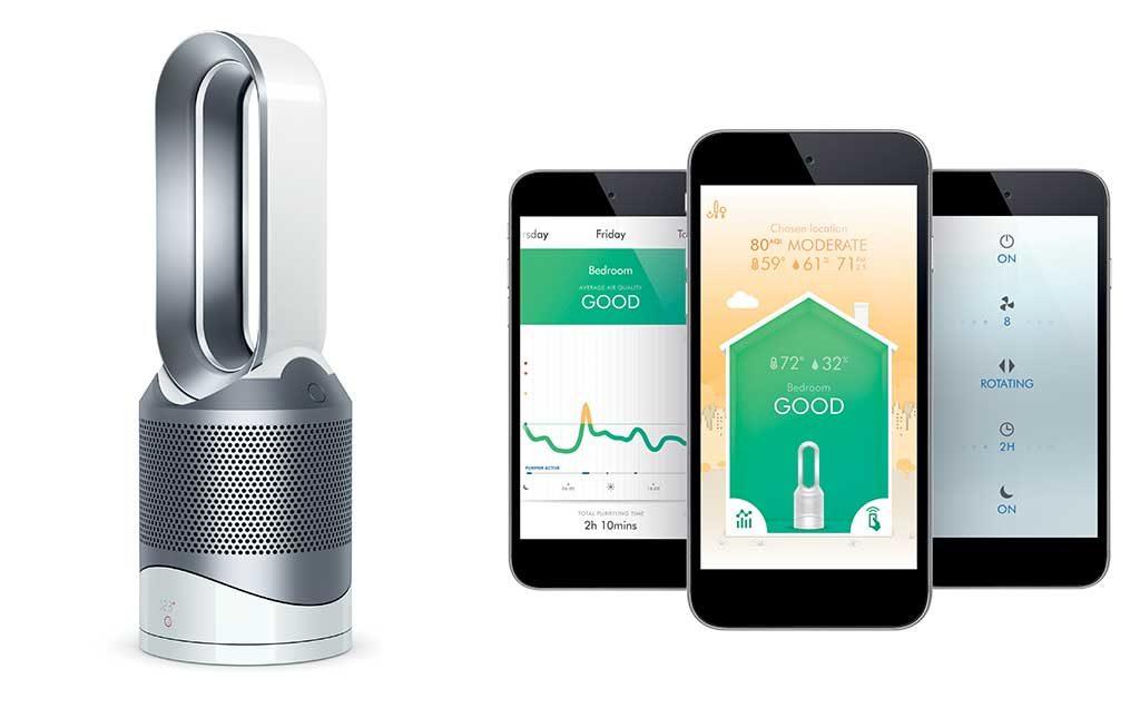 termoventilatore verticale app