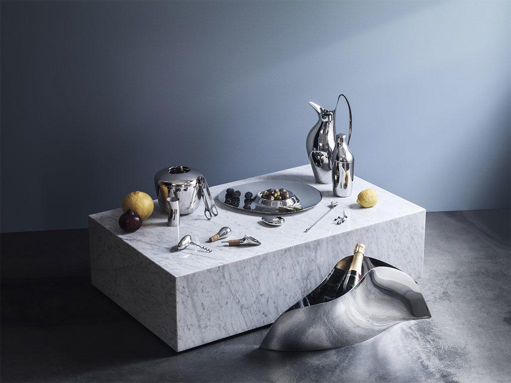 accessori tavola argento