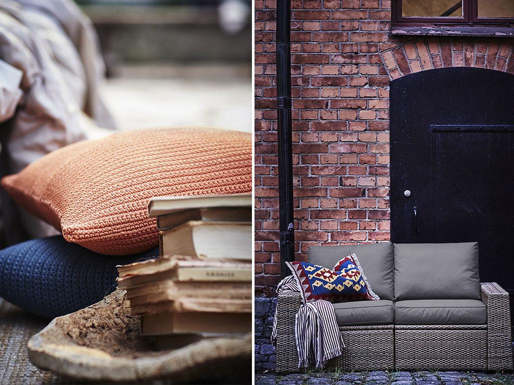 cuscini divano esterno
