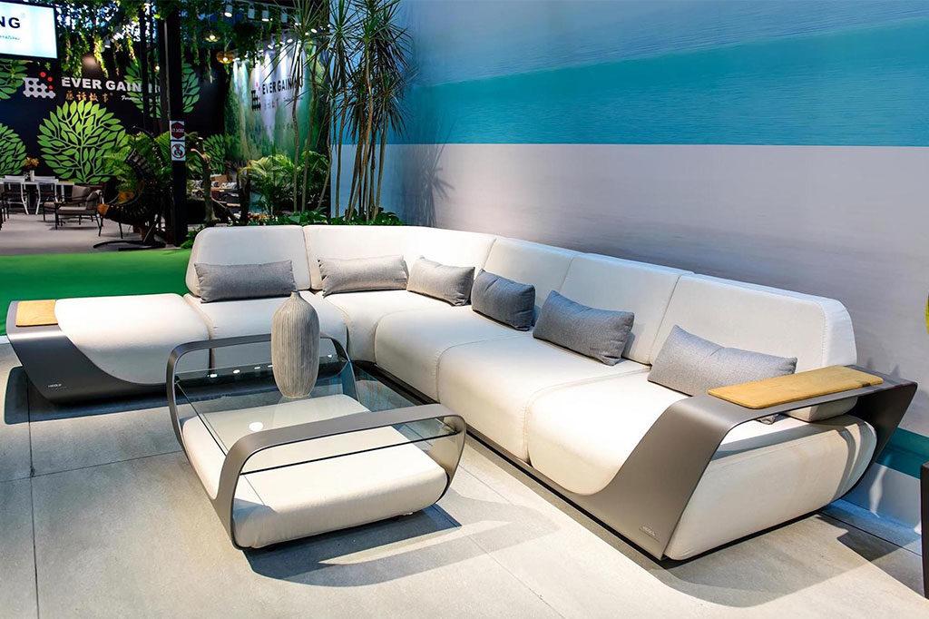 divano outdoor grande