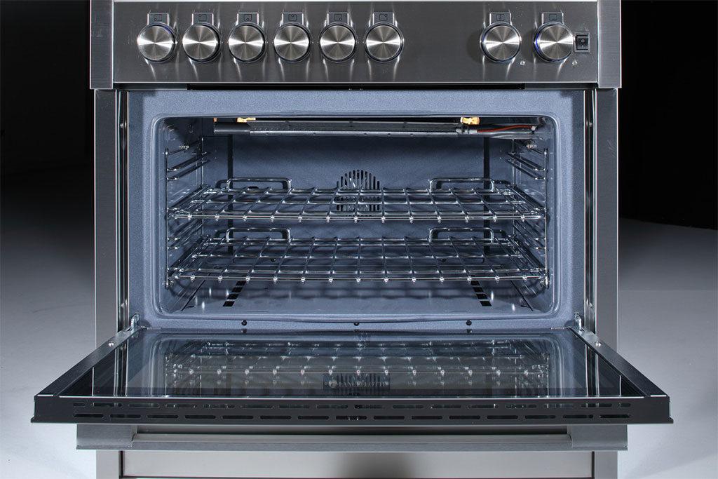forno ibrido cucina casa
