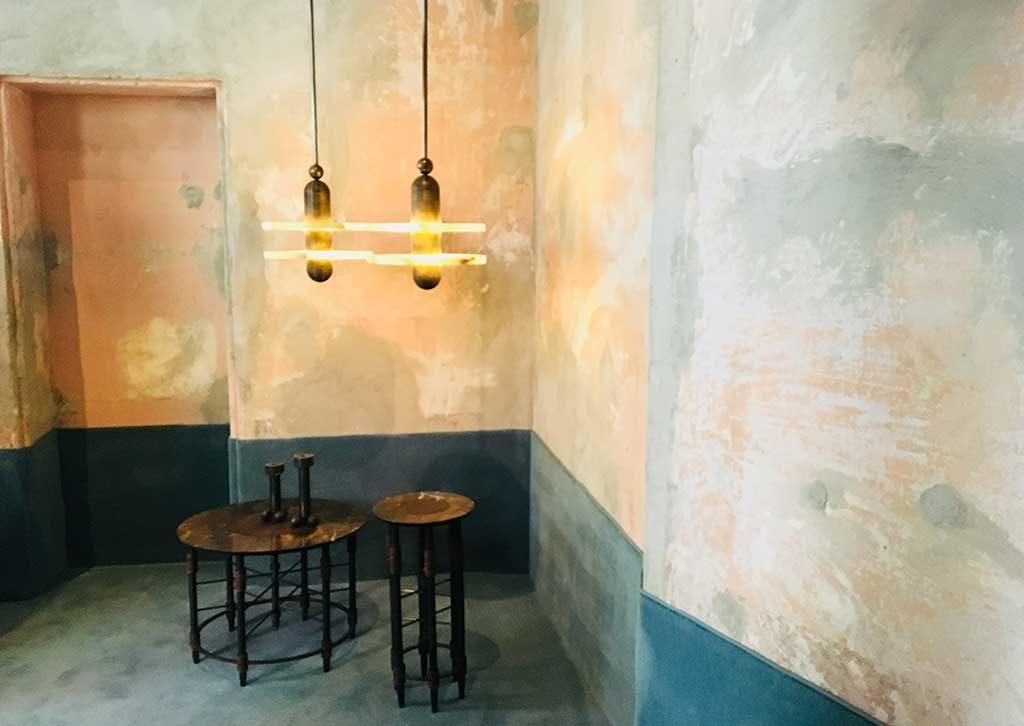 lampade sospese tavolinetti