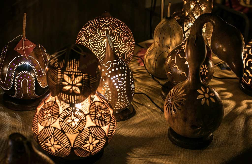 lampade tavolo artigianali