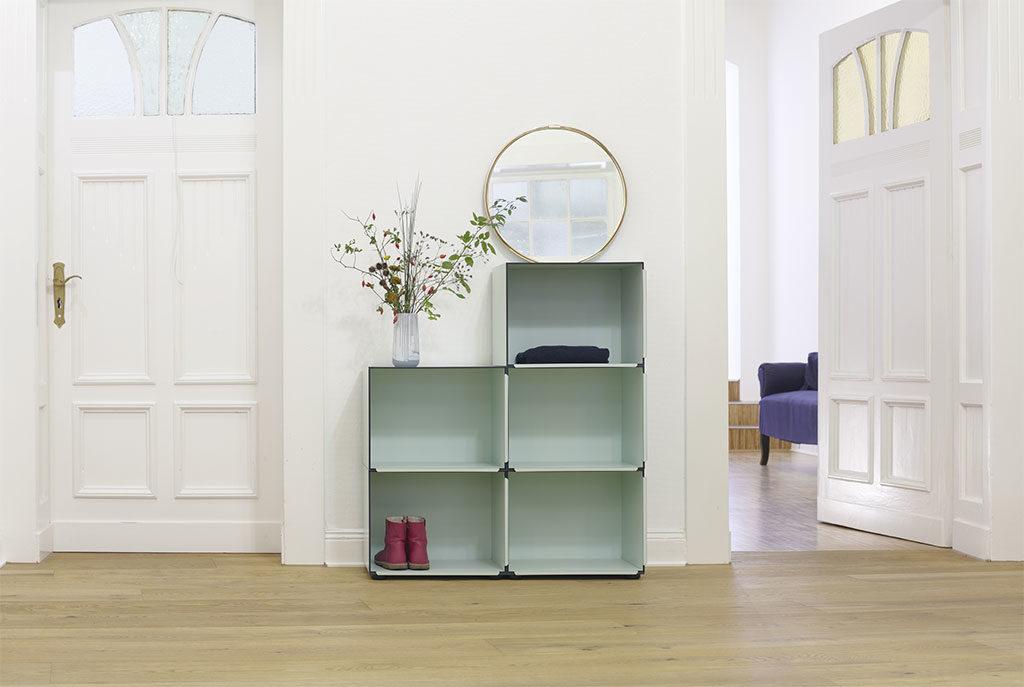 sistema modulare scaffale libreria