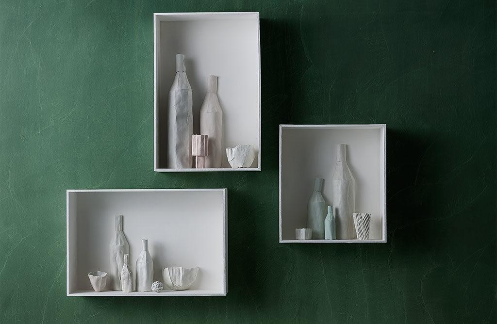pannelli decorativi parete ceramica