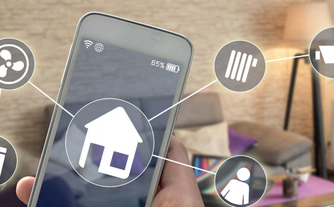 app smartphone riscaldamento