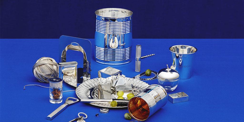 oggetti per la casa argento