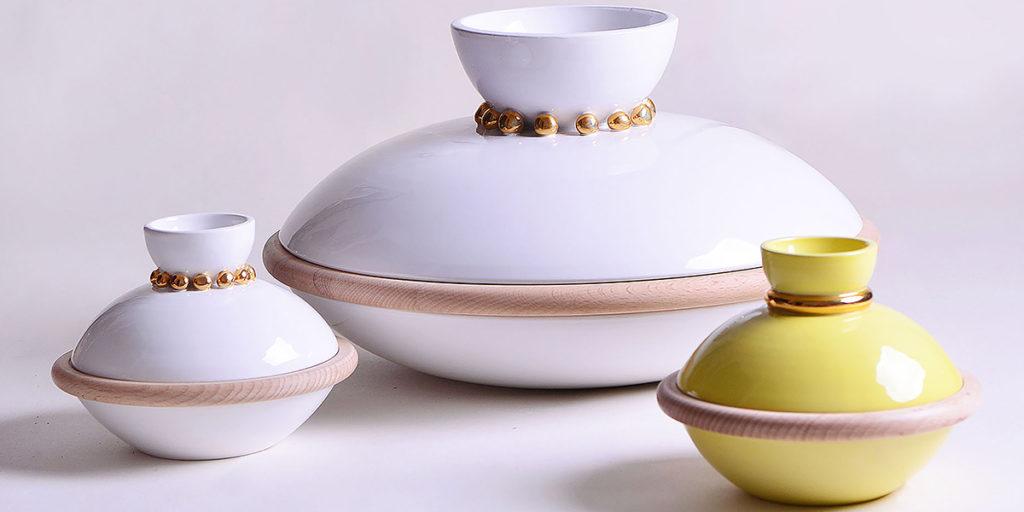 ceramiche contenitori tavola