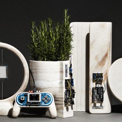 oggetti marmo design circuiti