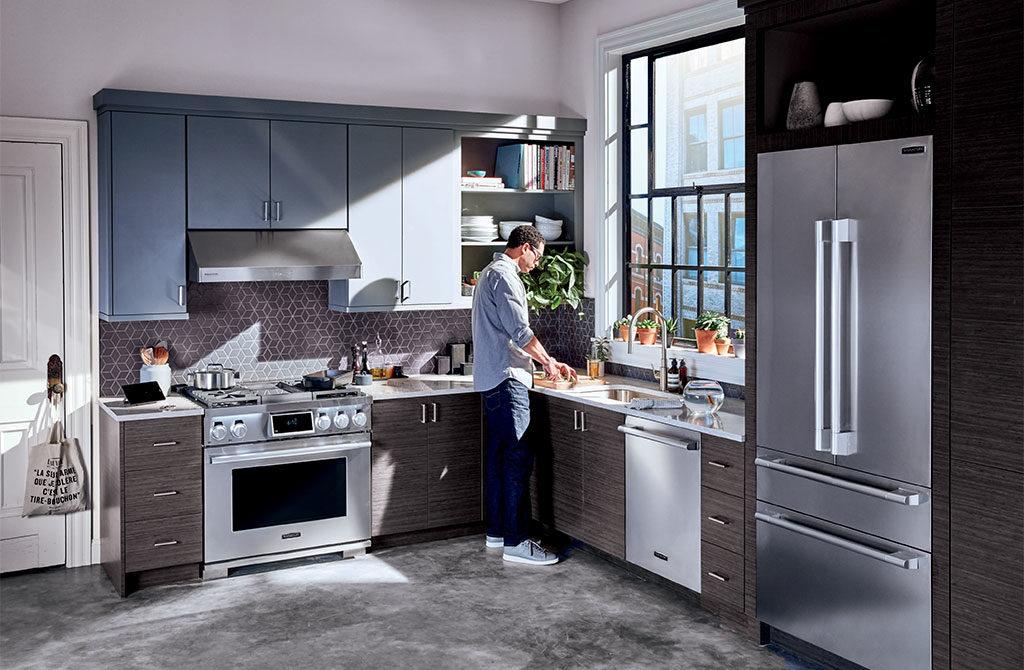 elettrodomestici lg cucina acciaio